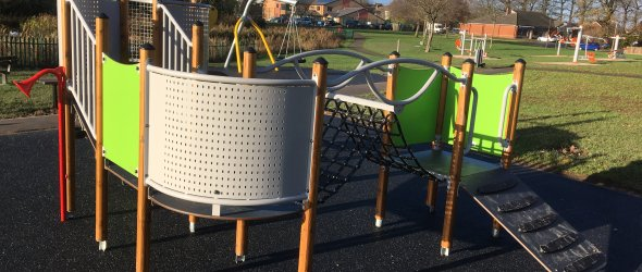 Allendale Road Play Equipment